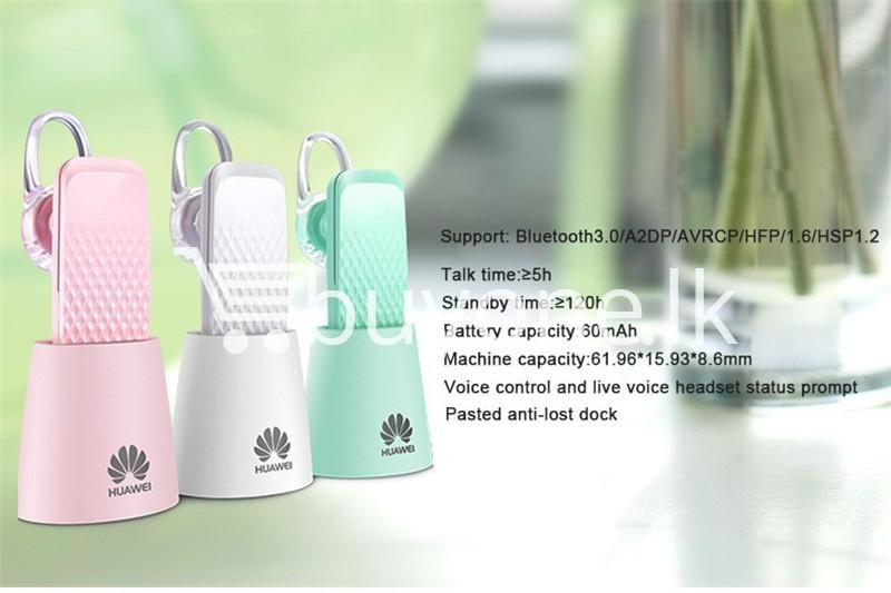 huawei colortooth bluetooth earphone support calling music function dual connection for smart phone mobile phone accessories special best offer buy one lk sri lanka 57918 1 - Huawei Colortooth Bluetooth Earphone Support Calling Music Function Dual Connection for Smart Phone