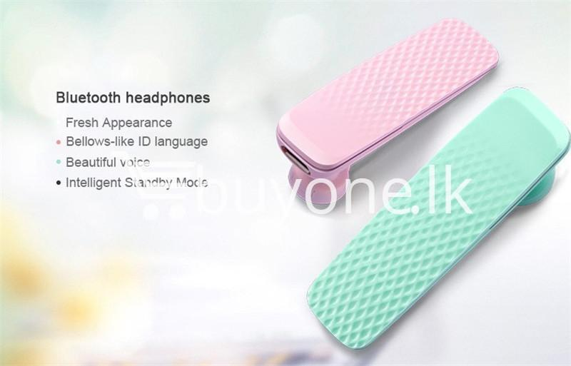 huawei colortooth bluetooth earphone support calling music function dual connection for smart phone mobile phone accessories special best offer buy one lk sri lanka 57918 - Huawei Colortooth Bluetooth Earphone Support Calling Music Function Dual Connection for Smart Phone