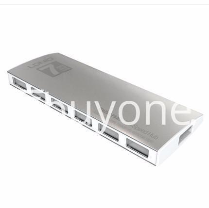ldnio 7 ports metal usb hub high speed computer store special best offer buy one lk sri lanka 40044 - LDNIO 7-Ports Metal USB HUB High-speed