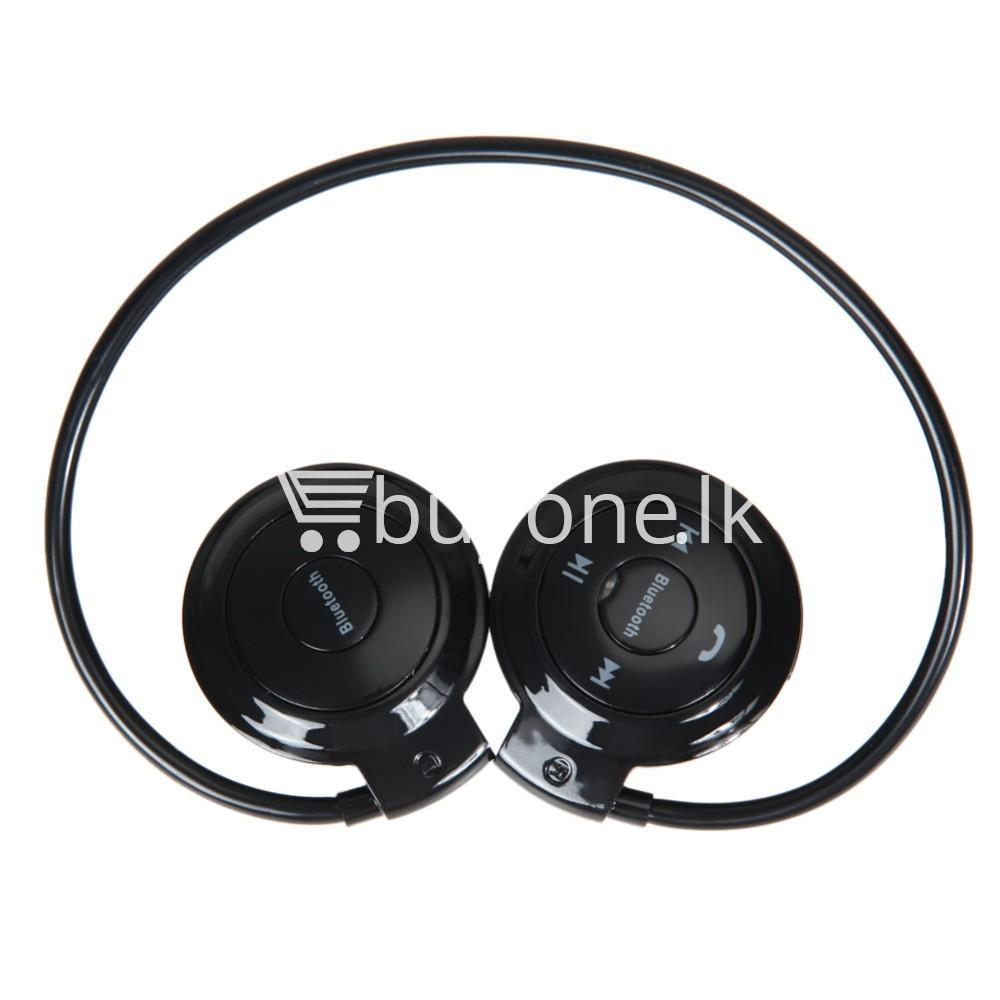 new mini 503 neckband sport wireless bluetooth stereo headset mobile phone accessories special best offer buy one lk sri lanka 49555 - New Mini 503 Neckband Sport Wireless Bluetooth Stereo Headset