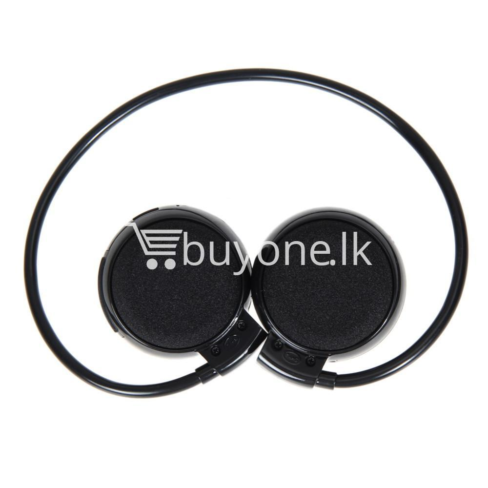 new mini 503 neckband sport wireless bluetooth stereo headset mobile phone accessories special best offer buy one lk sri lanka 49558 - New Mini 503 Neckband Sport Wireless Bluetooth Stereo Headset