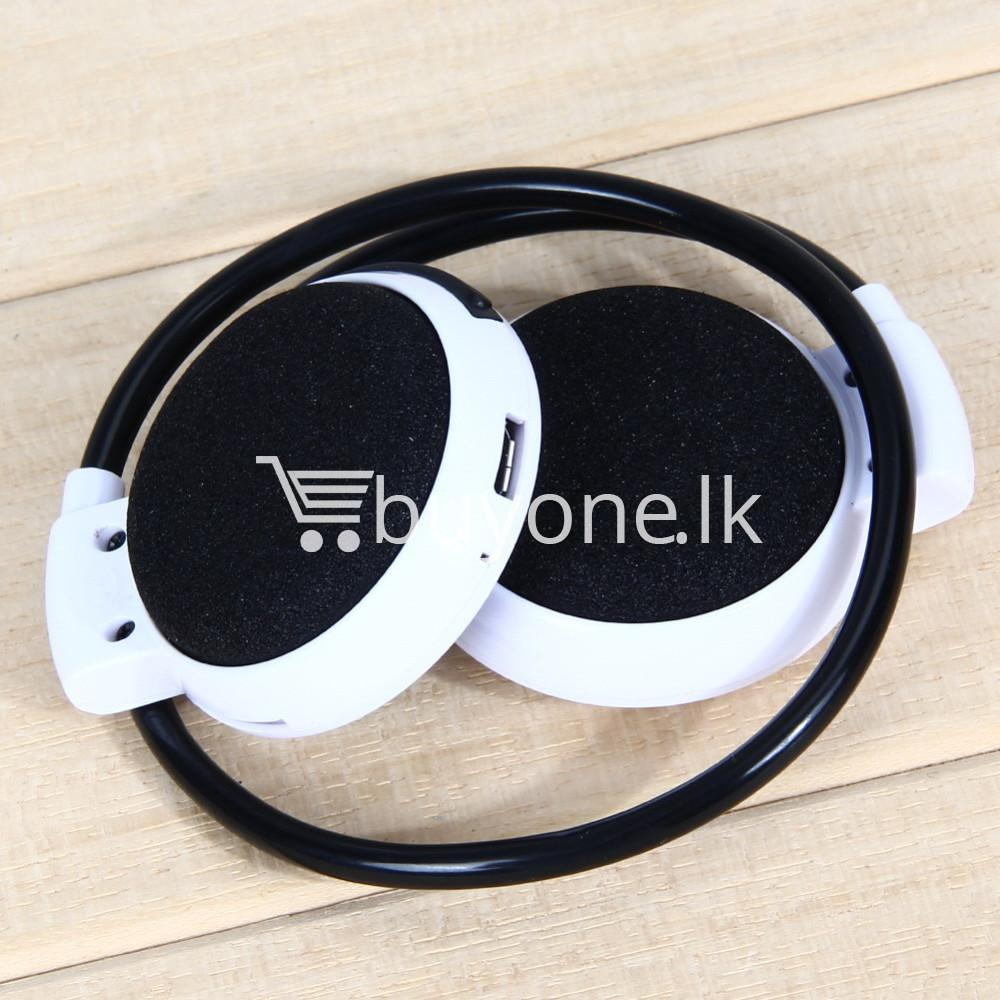 new mini 503 neckband sport wireless bluetooth stereo headset mobile phone accessories special best offer buy one lk sri lanka 49562 - New Mini 503 Neckband Sport Wireless Bluetooth Stereo Headset