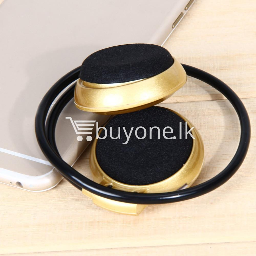 new mini 503 neckband sport wireless bluetooth stereo headset mobile phone accessories special best offer buy one lk sri lanka 49566 - New Mini 503 Neckband Sport Wireless Bluetooth Stereo Headset