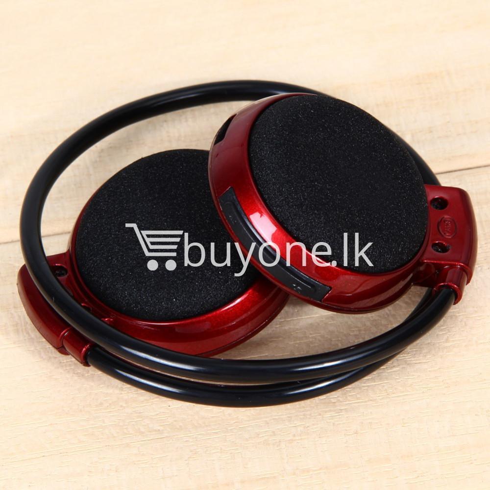 new mini 503 neckband sport wireless bluetooth stereo headset mobile phone accessories special best offer buy one lk sri lanka 49573 - New Mini 503 Neckband Sport Wireless Bluetooth Stereo Headset