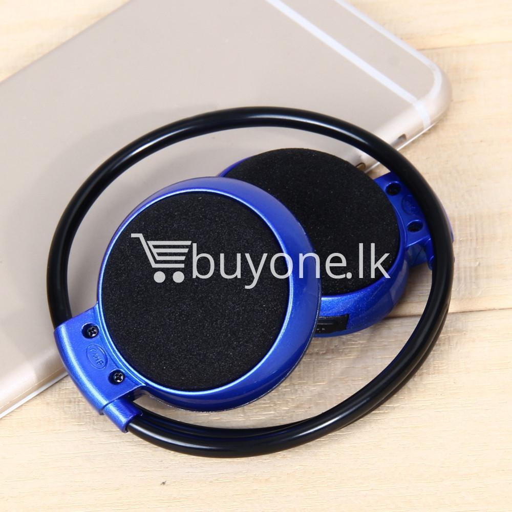 new mini 503 neckband sport wireless bluetooth stereo headset mobile phone accessories special best offer buy one lk sri lanka 49576 - New Mini 503 Neckband Sport Wireless Bluetooth Stereo Headset