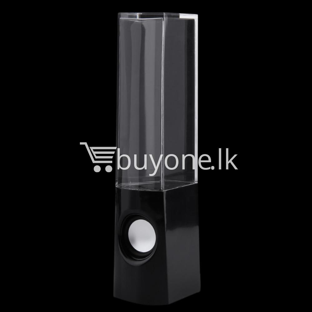 new usb water dancing fountain stereo music speakers computer accessories special best offer buy one lk sri lanka 13577 - New USB Water Dancing Fountain Stereo Music Speakers