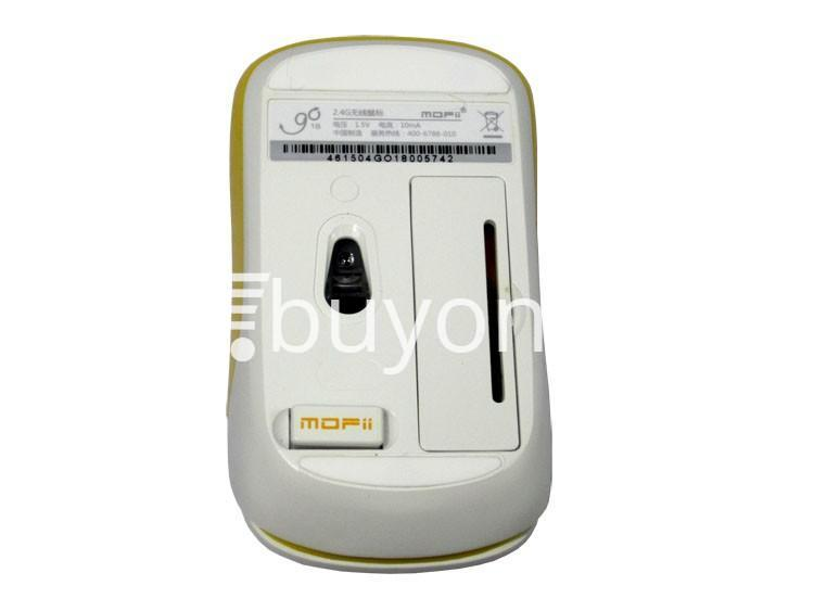 noiseless wireless dual mode mouse go18 computer store special best offer buy one lk sri lanka 86824 - Noiseless Wireless Dual-Mode Mouse go18