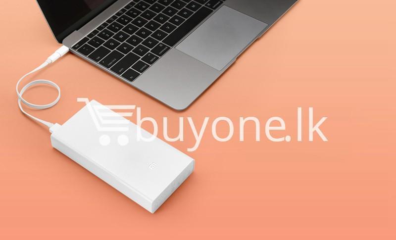 original mi xiaomi 20000mah power bank mobile phone accessories special best offer buy one lk sri lanka 78753 - Original Mi Xiaomi 20000mAh Power Bank