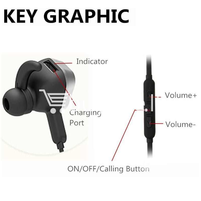 remax rm s2 new mini sports magnet wireless bluetooth headset stereo mobile phone accessories special best offer buy one lk sri lanka 48866 - REMAX RM-S2 New Mini Sports Magnet Wireless Bluetooth Headset Stereo