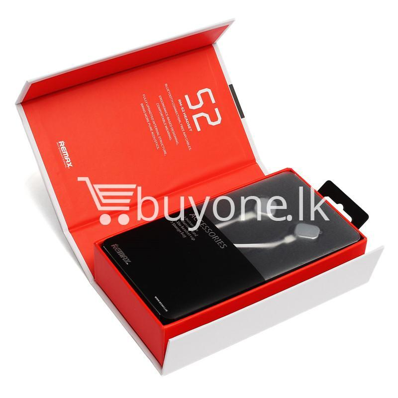 remax rm s2 new mini sports magnet wireless bluetooth headset stereo mobile phone accessories special best offer buy one lk sri lanka 48870 - REMAX RM-S2 New Mini Sports Magnet Wireless Bluetooth Headset Stereo