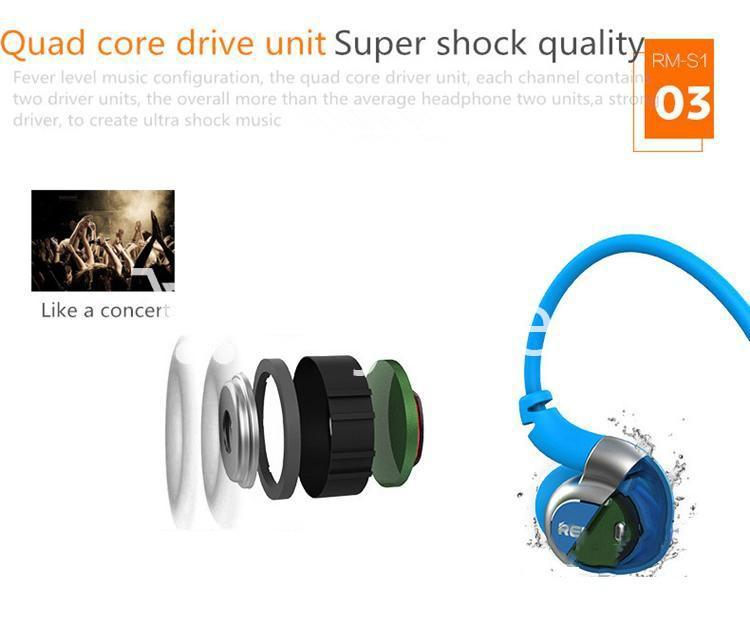 remax s1 stereo sport earphones deep bass music earbuds with microphone mobile phone accessories special best offer buy one lk sri lanka 48036 - Remax S1 Stereo Sport Earphones Deep Bass Music Earbuds with Microphone