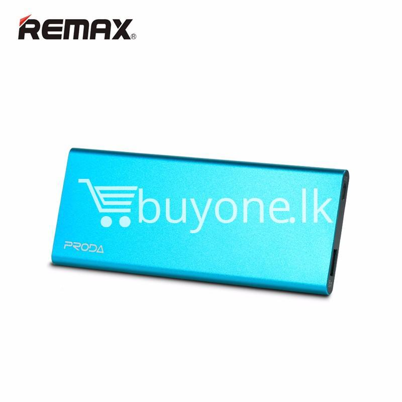 remax ultra slim power bank 8000 mah portable charger for iphone samsung htc lg mobile phone accessories special best offer buy one lk sri lanka 73727 - REMAX Ultra Slim Power Bank 8000 mAh Portable Charger For iPhone Samsung HTC LG