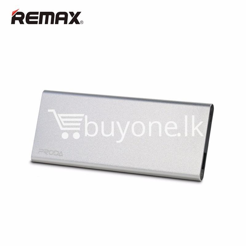 remax ultra slim power bank 8000 mah portable charger for iphone samsung htc lg mobile phone accessories special best offer buy one lk sri lanka 73728 - REMAX Ultra Slim Power Bank 8000 mAh Portable Charger For iPhone Samsung HTC LG