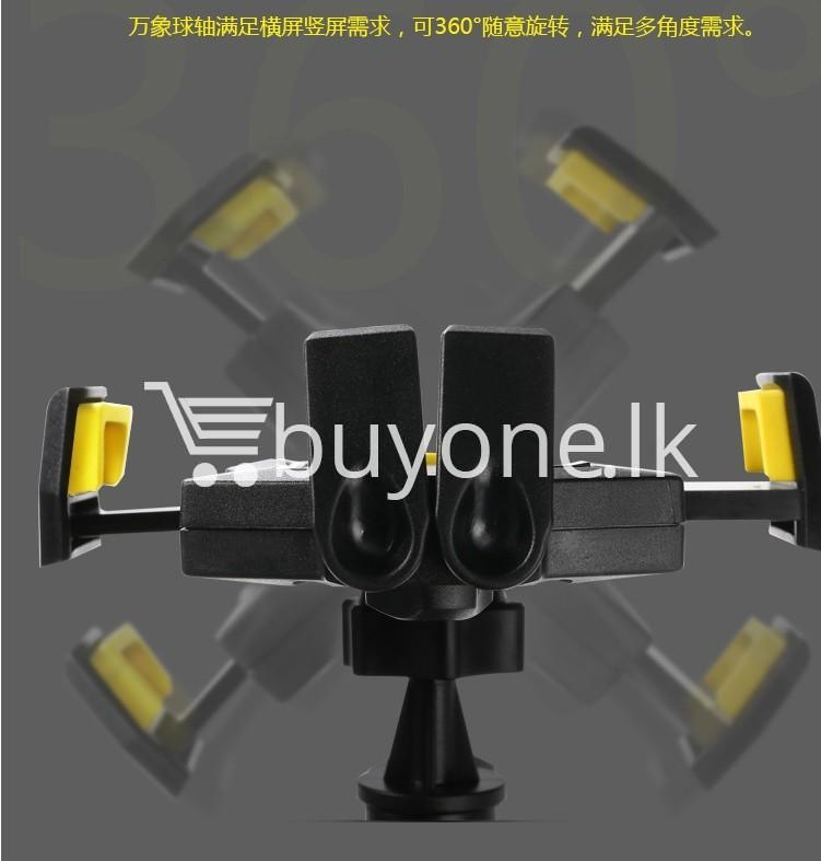 remax universal car airvent mount 360 degree rotating holder automobile store special best offer buy one lk sri lanka 89496 - REMAX Universal Car Airvent Mount 360 degree Rotating Holder