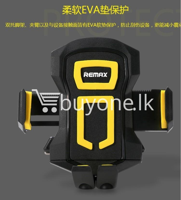 remax universal car airvent mount 360 degree rotating holder automobile store special best offer buy one lk sri lanka 89497 - REMAX Universal Car Airvent Mount 360 degree Rotating Holder