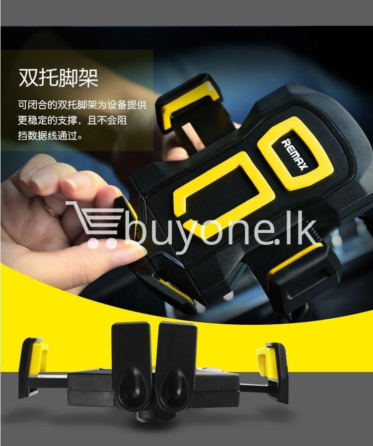 remax universal car airvent mount 360 degree rotating holder automobile store special best offer buy one lk sri lanka 89499 1 - REMAX Universal Car Airvent Mount 360 degree Rotating Holder
