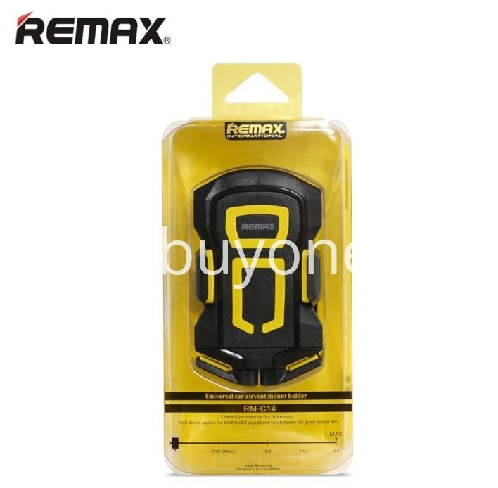 remax universal car airvent mount 360 degree rotating holder automobile store special best offer buy one lk sri lanka 89511 - REMAX Universal Car Airvent Mount 360 degree Rotating Holder