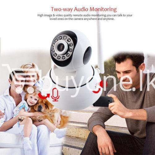 wifi smart net camera ip camera wireless with warranty camera store special best offer buy one lk sri lanka 12045 - Wifi Smart Net Camera IP Camera Wireless with Warranty