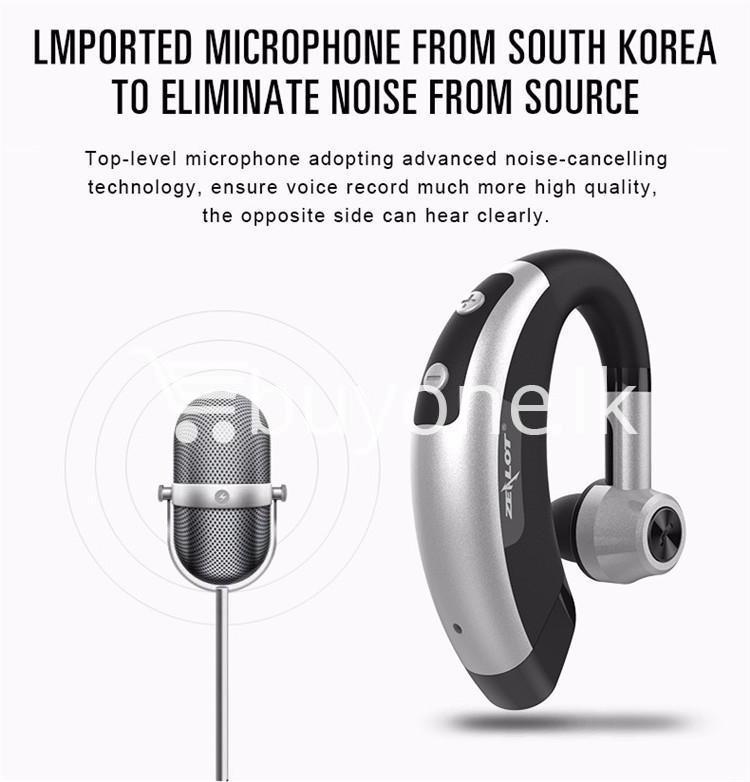 zealot e1 wireless bluetooth 4.0 earphones headphones with built in mic mobile phone accessories special best offer buy one lk sri lanka 47409 - Zealot E1 Wireless Bluetooth 4.0 Earphones Headphones with Built-in Mic