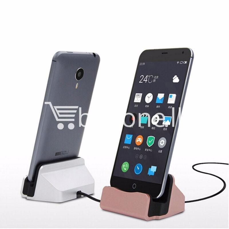 micro usb data sync desktop charging dock station for samsung htc galaxy oneplus nokia more mobile phone accessories special best offer buy one lk sri lanka 36666 - Micro USB Data Sync Desktop Charging Dock Station For Samsung HTC Galaxy OnePlus Nokia More