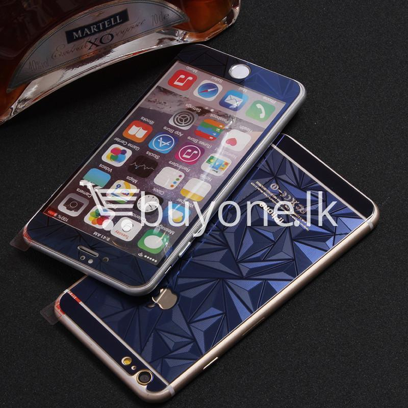 original latest new full 3d protect front and back tempered glass for iphone6 iphone6s iphone6s plus mobile phone accessories special best offer buy one lk sri lanka 95757 - Original Latest New Full 3D Protect Front and Back Tempered Glass  For iphone6 iphone6s iphone6s plus