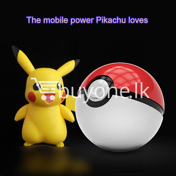 12000mah universal pokeball charger pokemons go power bank mobile phone accessories special best offer buy one lk sri lanka 98398 1 - 12000Mah Universal Pokeball Charger Pokemons Go Power bank