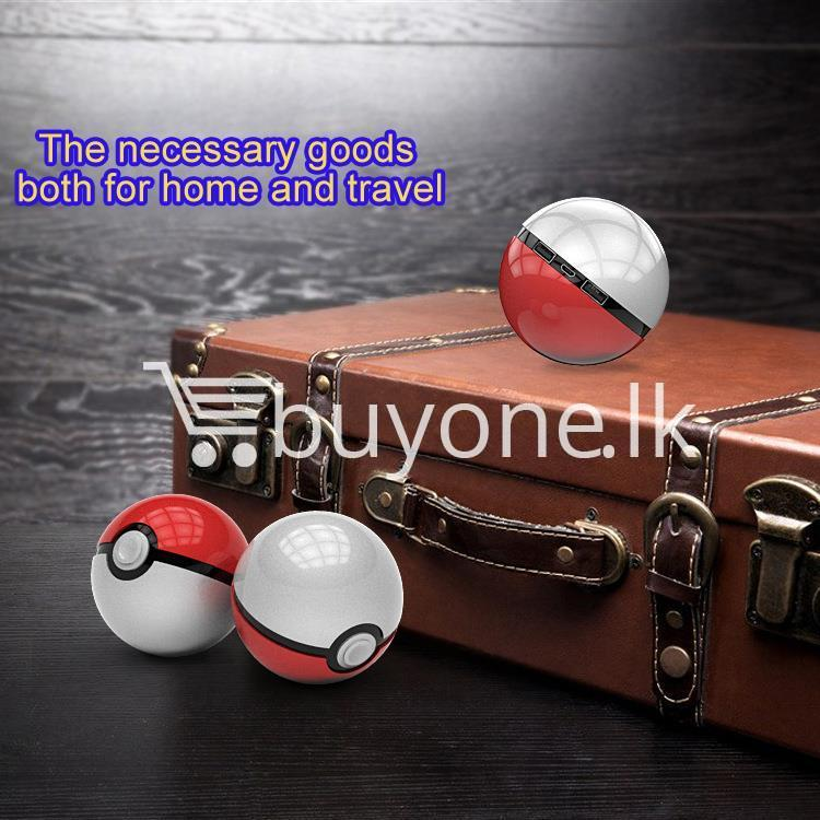 12000mah universal pokeball charger pokemons go power bank mobile phone accessories special best offer buy one lk sri lanka 98400 1 - 12000Mah Universal Pokeball Charger Pokemons Go Power bank
