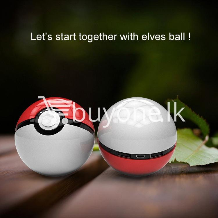 12000mah universal pokeball charger pokemons go power bank mobile phone accessories special best offer buy one lk sri lanka 98401 - 12000Mah Universal Pokeball Charger Pokemons Go Power bank