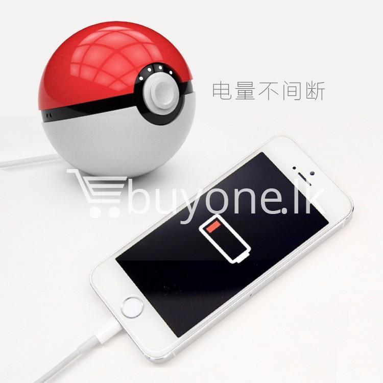 12000mah universal pokeball charger pokemons go power bank mobile phone accessories special best offer buy one lk sri lanka 98404 - 12000Mah Universal Pokeball Charger Pokemons Go Power bank