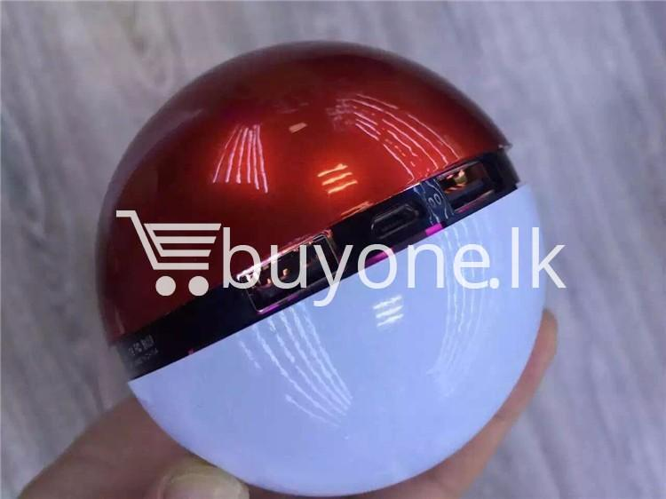 12000mah universal pokeball charger pokemons go power bank mobile phone accessories special best offer buy one lk sri lanka 98408 - 12000Mah Universal Pokeball Charger Pokemons Go Power bank