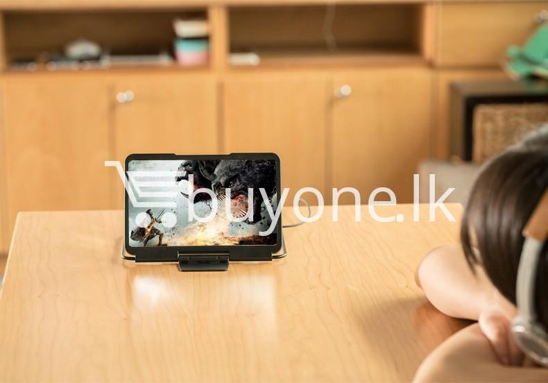 remax 3d enlarged 8inch screen effect mobile phones zoom magnifying glass for iphone android mobile phone accessories special best offer buy one lk sri lanka 91338 - Remax 3D Enlarged 8inch Screen Effect Mobile Phones Zoom Magnifying Glass For iPhone Android