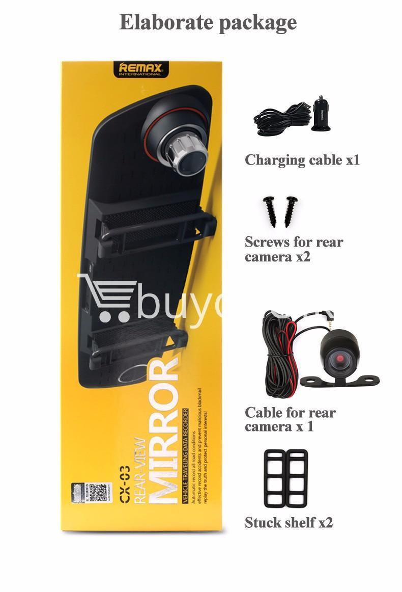 original remax cx 03 car dvr dashboard camera night vision camera with sensor automobile store special best offer buy one lk sri lanka 76077 - Original Remax CX-03 Car DVR  Dashboard Camera Night Vision Camera with Sensor