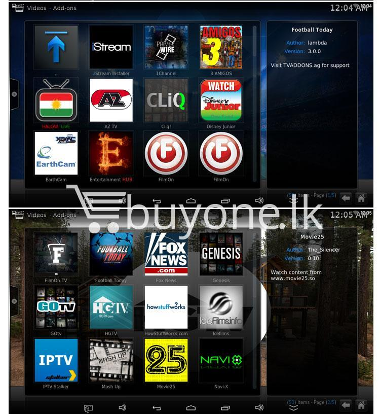 mxq 4k smart tv box kodi 15.2 preinstalled android 5.1 1g8g h.264h.265 10bit wifi lan hdmi dlna airplay miracast mobile phone accessories special best offer buy one lk sri lanka 50942 1 - MXQ 4K Smart TV Box KODI 15.2 Preinstalled Android 5.1 1G/8G H.264/H.265 10Bit WIFI LAN HDMI DLNA AirPlay Miracast