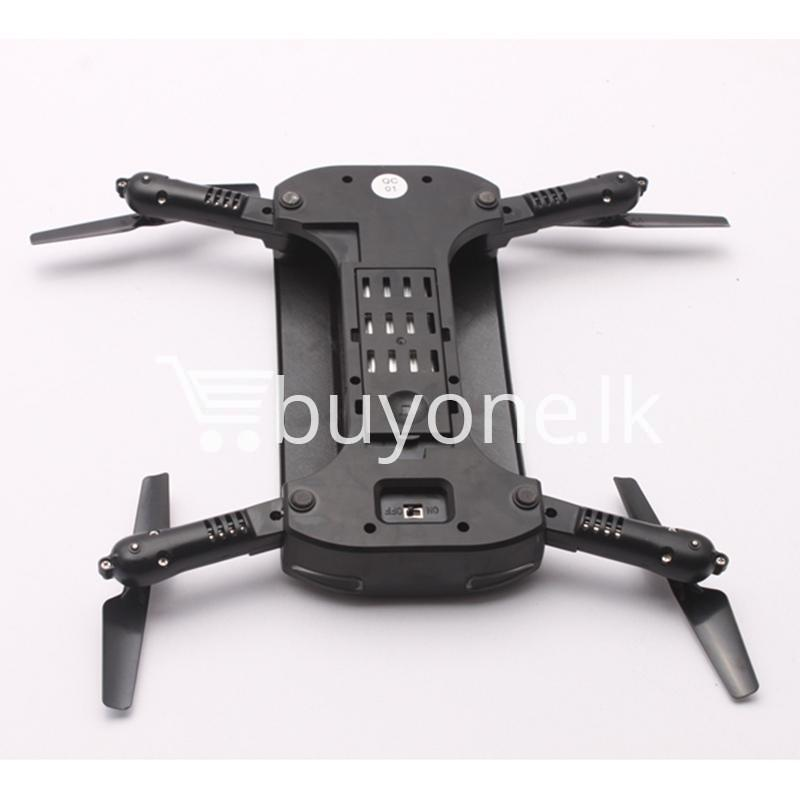 mini selfie tracker foldable pocket rc quadcopter drone altitude hold fpv with wifi camera mobile store special best offer buy one lk sri lanka 30759 1 - Mini Selfie Tracker Foldable Pocket RC Quadcopter Drone Altitude Hold FPV with WIFI Camera
