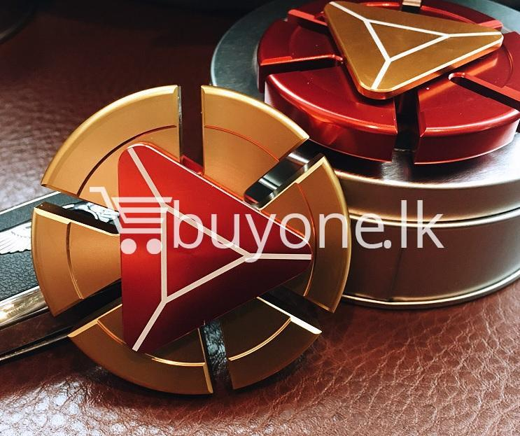 original avengers iron man metal education fidget spinner baby care toys special best offer buy one lk sri lanka 08208 - Original Avengers Iron Man Metal Education Fidget Spinner