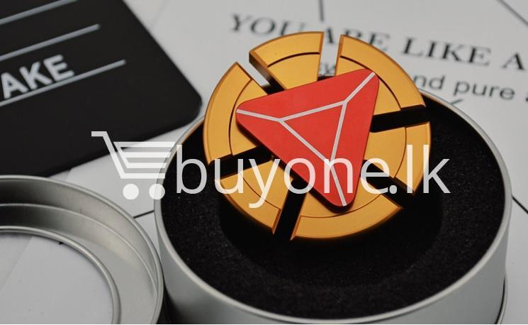 original avengers iron man metal education fidget spinner baby care toys special best offer buy one lk sri lanka 08209 - Original Avengers Iron Man Metal Education Fidget Spinner