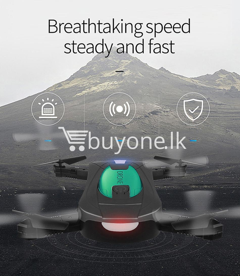 original jy018 advance pocket drone with hd wifi camera foldable g sensor mobile phone accessories special best offer buy one lk sri lanka 07593 - Original JY018 Advance Pocket Drone with HD WiFi Camera Foldable G-sensor