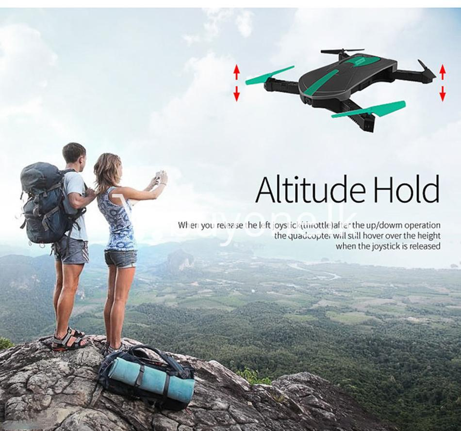 original jy018 advance pocket drone with hd wifi camera foldable g sensor mobile phone accessories special best offer buy one lk sri lanka 07604 - Original JY018 Advance Pocket Drone with HD WiFi Camera Foldable G-sensor