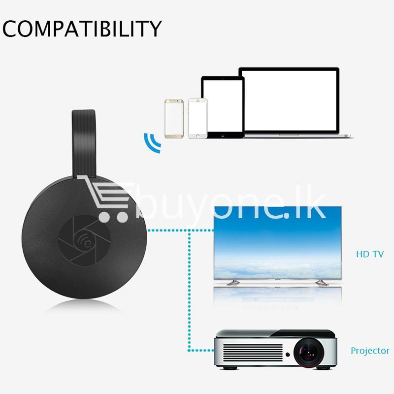 google chromecast digital hdmi media video streamer for ios android wireless display receiver mobile phone accessories special best offer buy one lk sri lanka 45841 - Google Chromecast Digital Like HDMI Media Video Streamer for IOS Android Wireless Display Receiver