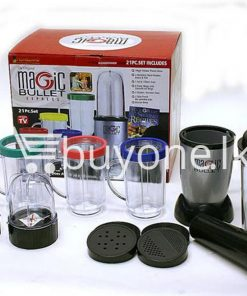 21 piece Magic Bullet Blender with warranty buyone lk sri lanka chrismas offer 5 247x296 - Magic Bullet Blender 21 piece with warranty : Limited Stock