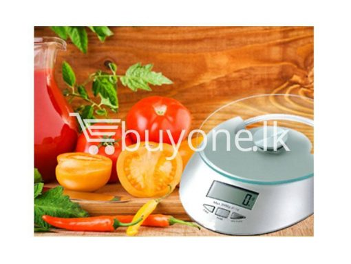 brand-new-5kg-electronic-kitchen-scale-glass-top-lcd-display-buyone-lk-christmas-sale-offer-in-sri-lanka