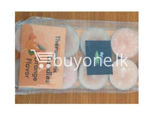 therapeutic-10-piece-candles-orange-flavor-home-and-kitchen-home-appliances-brand-new-buyone-lk-avurudu-sale-offer-sri-lanka