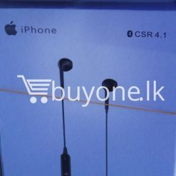 iphone bluetooth earbuds mobile phone accessories brand new sale gift offer sri lanka buyone lk 3 247x247 - iPhone Bluetooth Earbuds