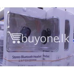 iphone smart stereo bluetooth headset mobile phone accessories brand new sale gift offer sri lanka buyone lk 247x247 - iPhone Smart Stereo Bluetooth Headset