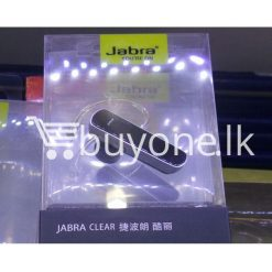 jabra clear bluetooth headset mobile phone accessories brand new sale gift offer sri lanka buyone lk 247x247 - Jabra Clear Bluetooth Headset