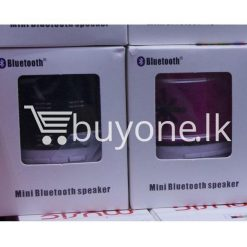mini bluetooth speaker new mobile phone accessories brand new sale gift offer sri lanka buyone lk 247x247 - Mini Wireless Bluetooth Speaker New