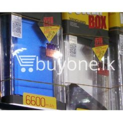 original remax 6600mah portable power bank mobile phone accessories brand new sale gift offer sri lanka buyone lk 247x247 - Original Remax 6600mAh Portable Power Bank