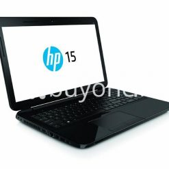 "HP 15 Laptop Intel Core i3 15.6 500GB 4GB Keyboard Best Deals Gifts Buyone lk Sri Lanka 2 247x247 - HP 15 Laptop - Intel Core i3, 15.6"", 500GB, 4GB, Eng - AR Keyboard"