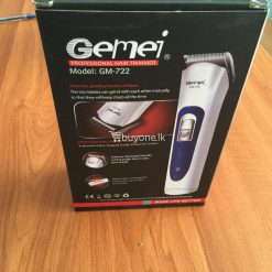 gemei professional hair trimmer make life better gm 722 best deals send gifts christmas offers buy one sri lanka 8 247x247 - Gemei Professional Hair Trimmer Make Life Better GM-722