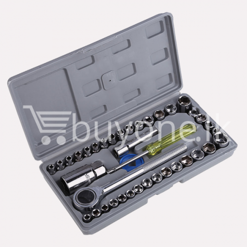 aiwa 40pcs socket wrench set household-appliances special offer best deals buy one lk sri lanka 1453800264.png